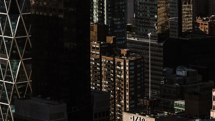 view of high rise building at daytime Mac Wallpaper