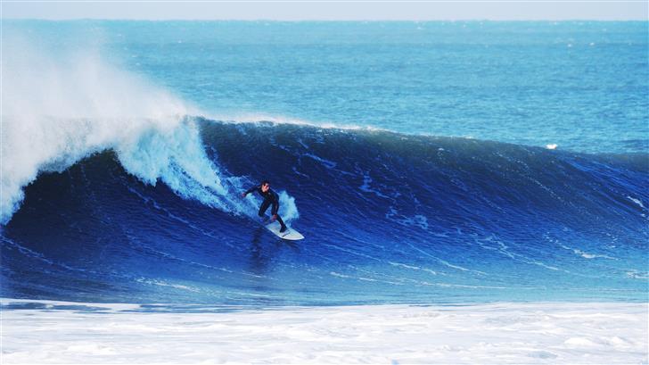 person surfing Mac Wallpaper