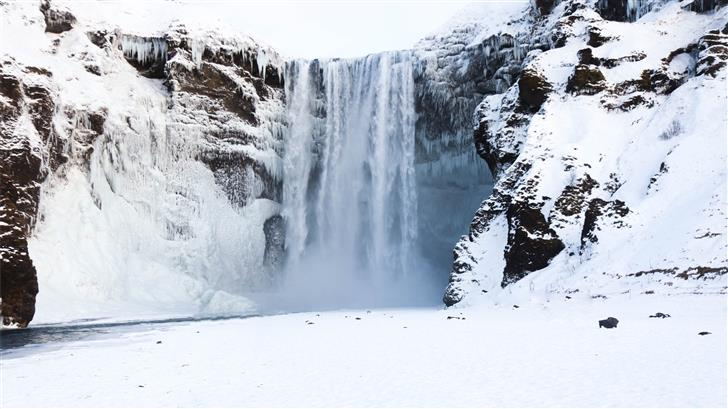 waterfalls Mac Wallpaper