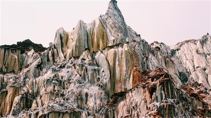rocky mountain during day Mac Wallpaper