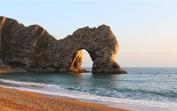Durdle door MacBook Pro wallpaper