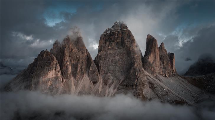rocky mountain photograph Mac Wallpaper