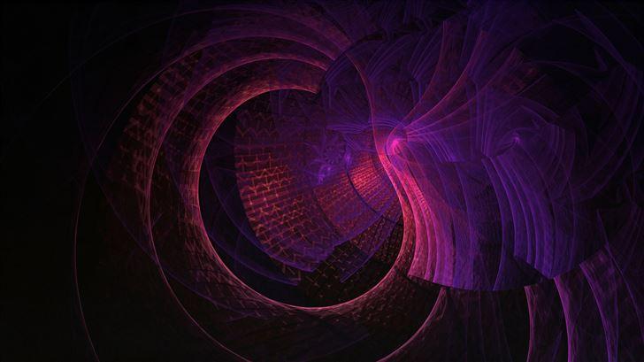fractals 8k abstract Mac Wallpaper