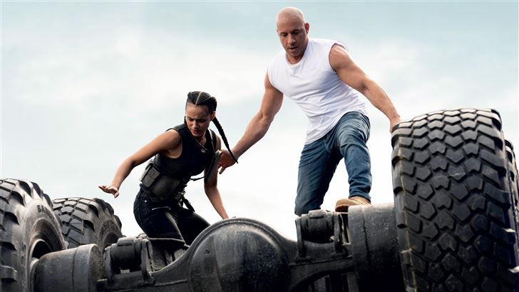 fast and furious 9 2020 movie 5k Mac Wallpaper