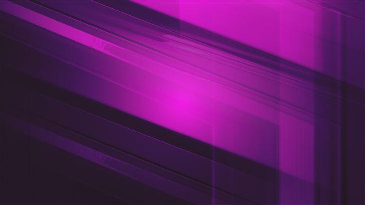 purple following lines 5k Mac Wallpaper