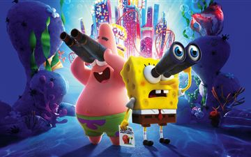 the spongebob movie sponge on the run 8k All Mac wallpaper