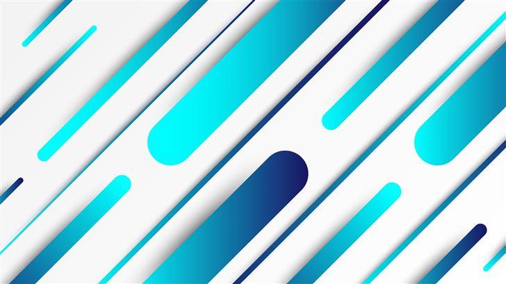 blue white texture 5k Mac Wallpaper