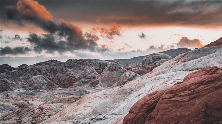 mountains ranges 8k Mac Wallpaper
