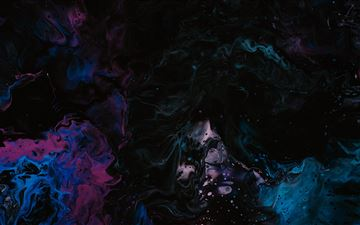 mixed colors abstract 5k All Mac wallpaper