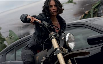 michelle rodriguez fast and furious 9 2020 movie 5 MacBook Pro wallpaper