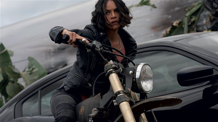 michelle rodriguez fast and furious 9 2020 movie 5 Mac Wallpaper