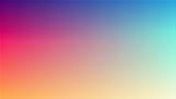 rainbow blur abstract 5k Mac Wallpaper