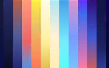 dynamic gradient 5k iMac wallpaper