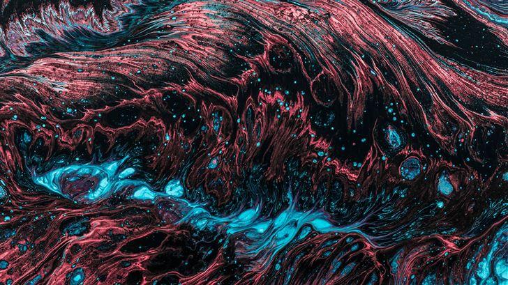 color hope abstract 5k Mac Wallpaper