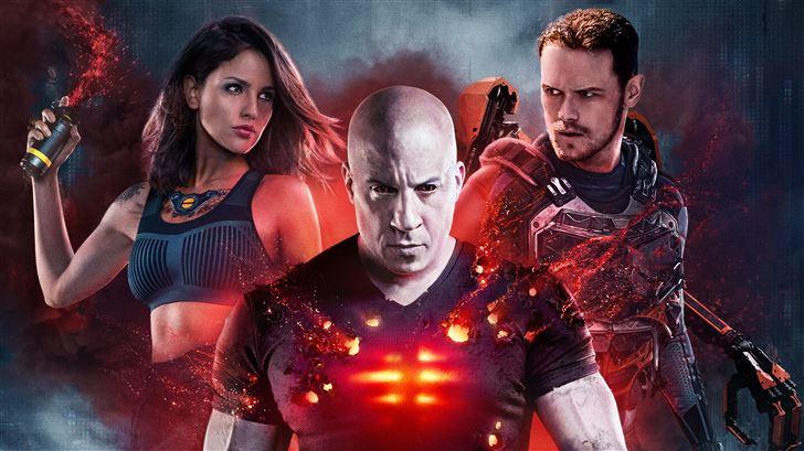 bloodshot movie 5k 2020 Mac Wallpaper
