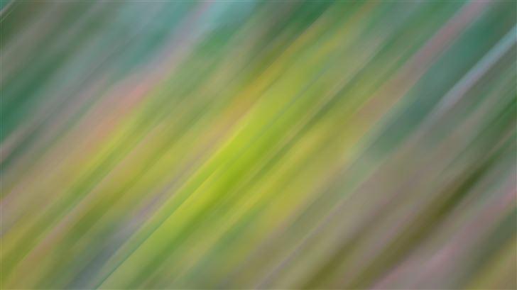green motion abstract 5k Mac Wallpaper