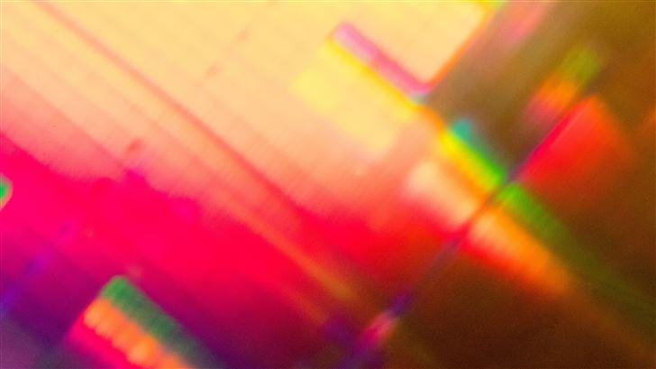 abstract colorful bokeh pattern Mac Wallpaper