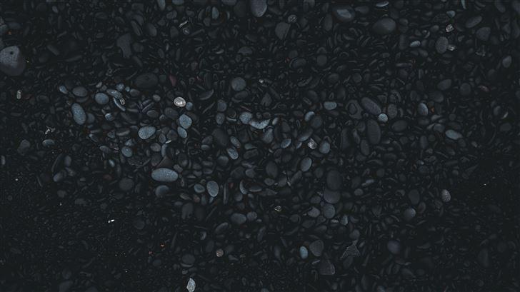 stones piles 5k Mac Wallpaper