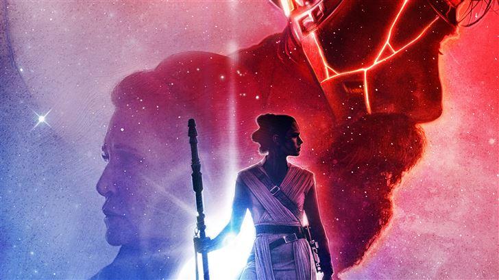 star wars the last jedi art 5k Mac Wallpaper
