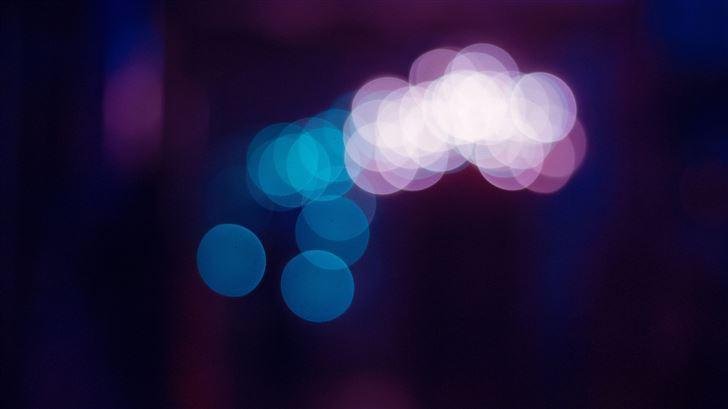 flare light abstract 5k Mac Wallpaper