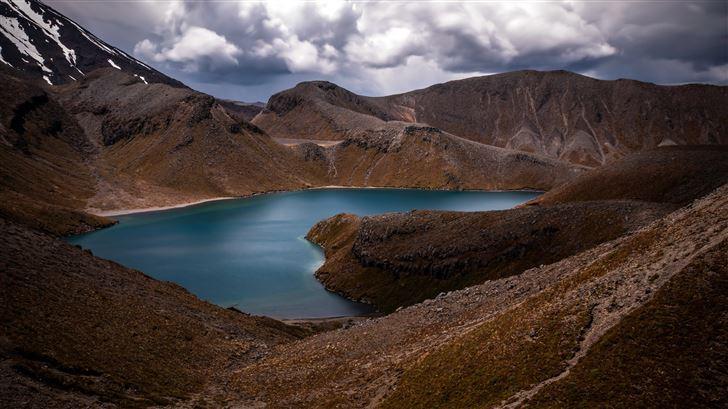 lower tama lake Mac Wallpaper