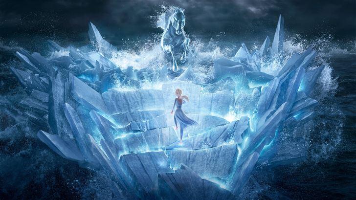 frozen 2 2019 10k Mac Wallpaper