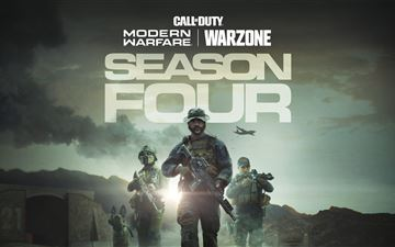 call of duty modern warfare season 4 MacBook Air wallpaper