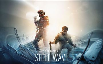 rainbow six siege operation steel wave 2020 All Mac wallpaper