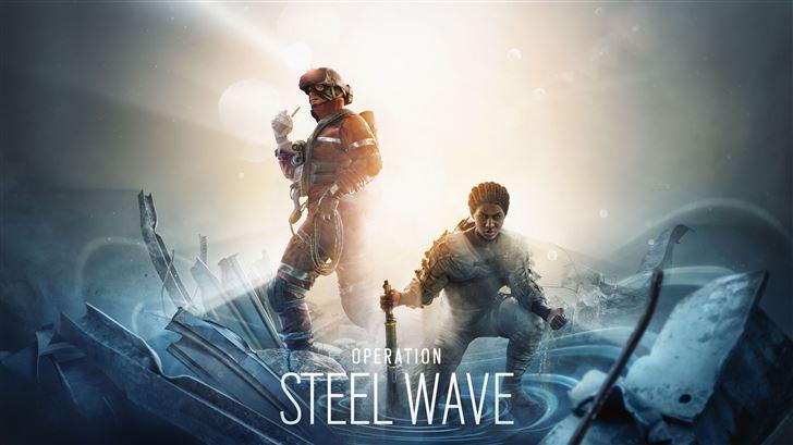 rainbow six siege operation steel wave 2020 Mac Wallpaper