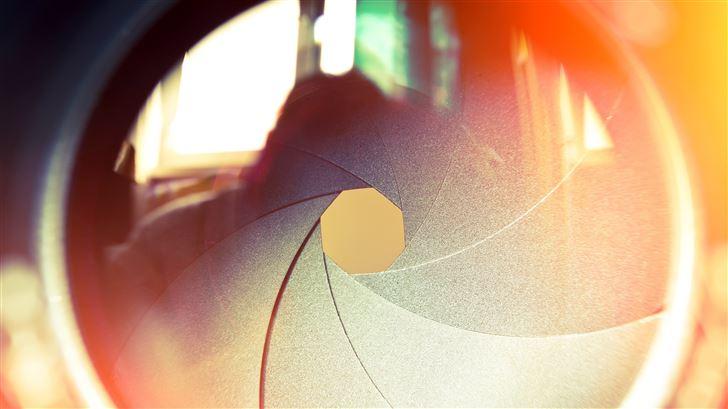 lens macro abstract 8k Mac Wallpaper