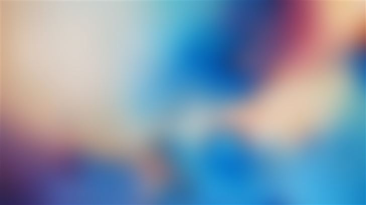 blur abstract Mac Wallpaper
