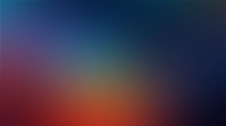 colorful blur 4k Mac Wallpaper