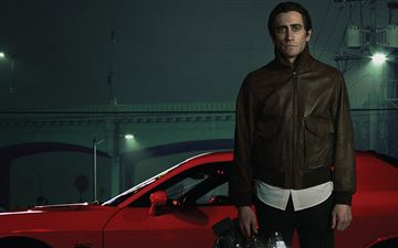 nightcrawler key art 5k All Mac wallpaper