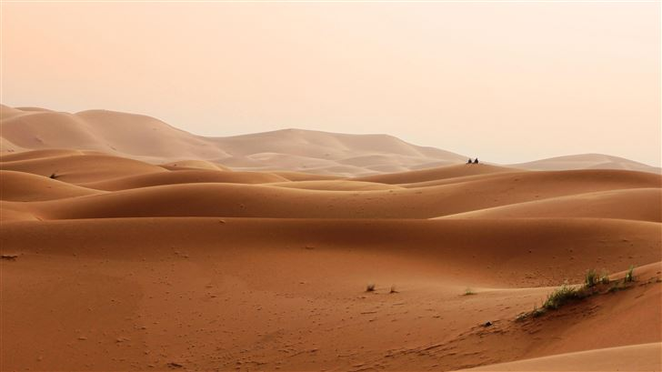sand dunes of morocco Mac Wallpaper