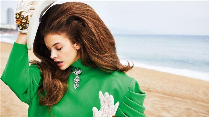 barbara palvin v magazine photoshoot 5k Mac Wallpaper