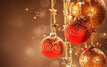 Christmas Decorations All Mac wallpaper