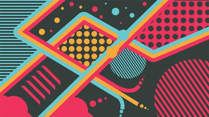 patterns abstract Mac Wallpaper