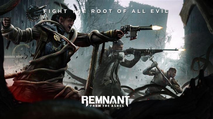 remnant from the ashes 2019 5k Mac Wallpaper