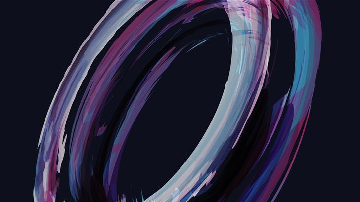canon colors blossom abstract Mac Wallpaper