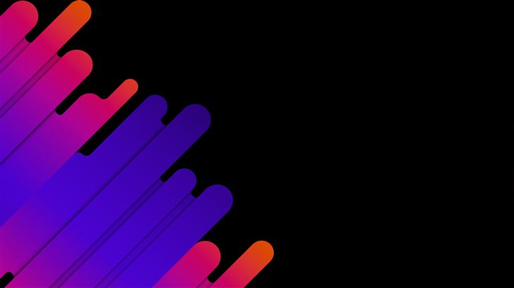 equalizer abstract 8k Mac Wallpaper