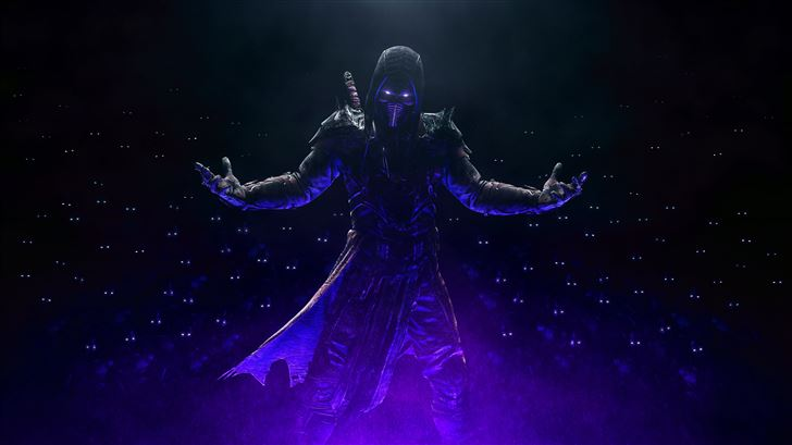 noob saibot mortal kombat 11 Mac Wallpaper