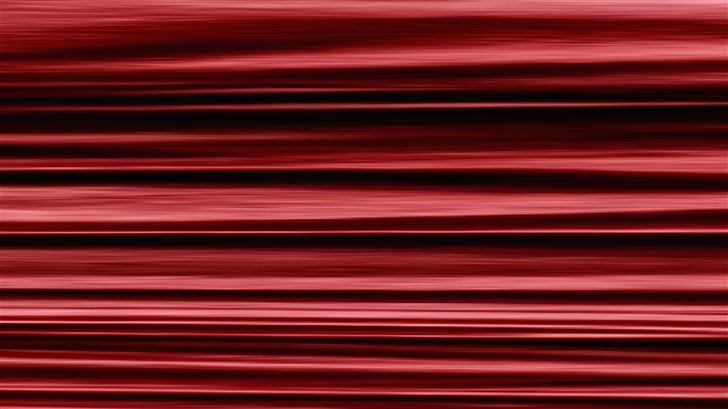 red abstract 5k Mac Wallpaper