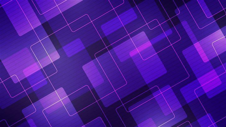 blue geometry texture 8k Mac Wallpaper