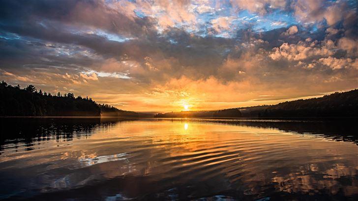 algonquin provincial park on canada Mac Wallpaper