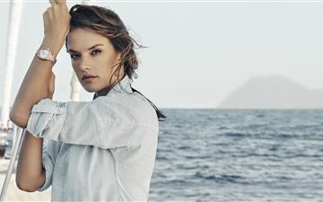 alessandra ambrosio omega campaign 5k All Mac wallpaper