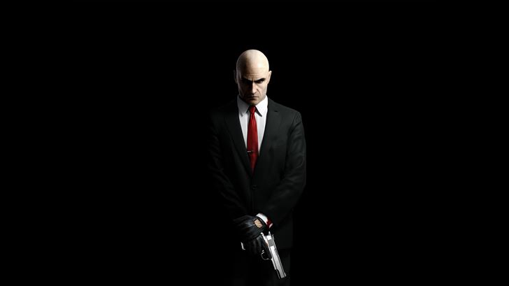 hitman 2020 5k Mac Wallpaper