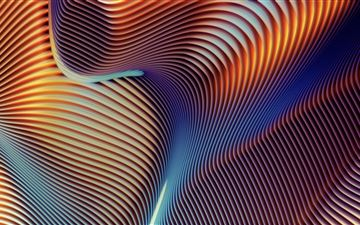 5k abstract shapes retina display All Mac wallpaper