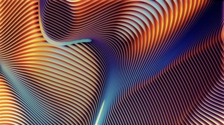 5k abstract shapes retina display Mac Wallpaper