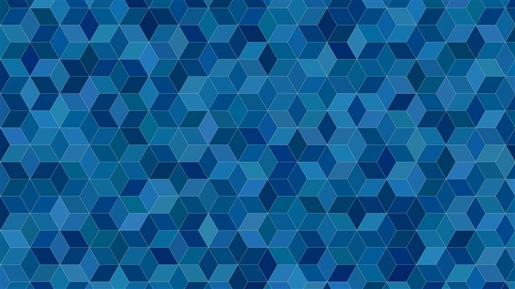 polygons abstract patterns 5k Mac Wallpaper