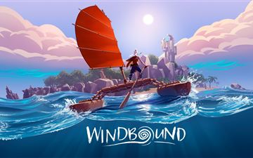 windbound iMac wallpaper